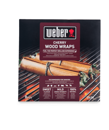 Cherry wood-wraps