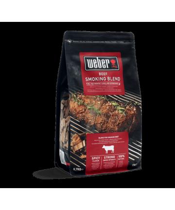 Wood chip blend, beef 0.7 Kg.